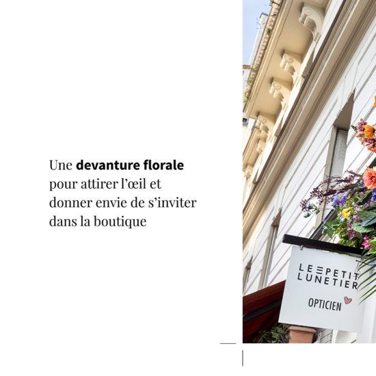 Le Petit Lunetier boutique Paris Label Experience