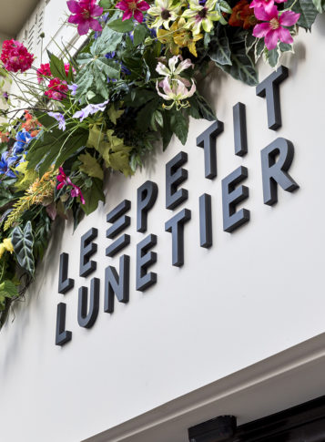 Le Petit Lunetier boutique Paris Label Experience