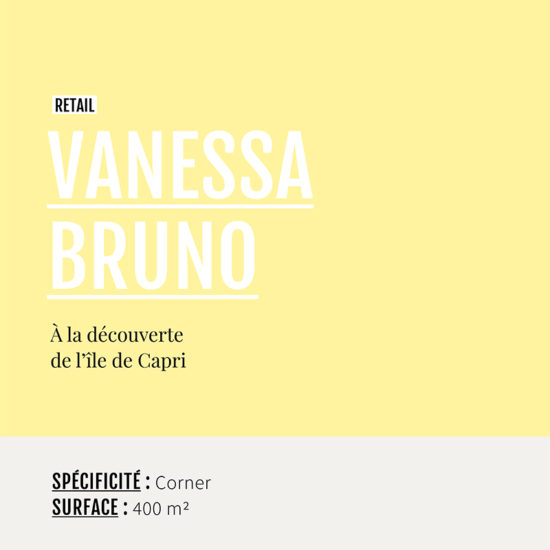 Cartouche Vanessa Bruno Capri par Label Experience