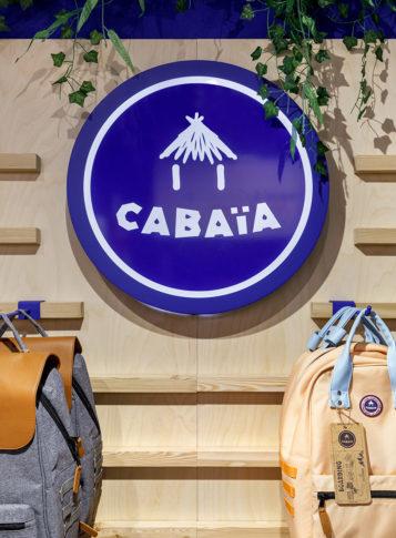 Label Experience: vignette de la boutique cabaia italie 2