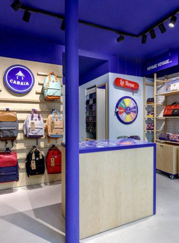 boutique Cabaïa par Label Experience
