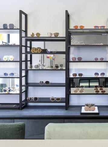 Intérieur de la boutique Carlotti rue Boissy d'Anglas, by Label Experience